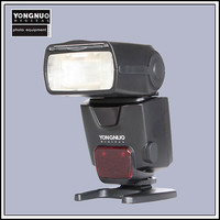 Yongnuo YN510EX, un flash esclavo compatible con Nikon i-TTL y Canon E-TTL