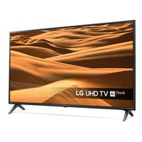 Con todo lo que le puedes pedir a una smart TV, la LG 43UM7100PLB, ahora en eBay, sólo cuesta 299,99 euros