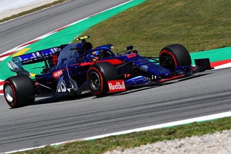 Alex Albon Formula 1 Espana 2019