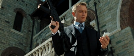 'Casino Royale', apología de lo viril