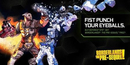 [Actualizado] NVIDIA anuncia bundle de Borderlands: The Pre-Sequel con algunas GeForce GTX