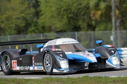 Peugeot domina en territorio Audi