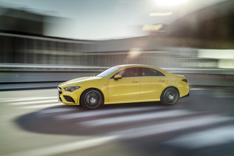 Mercedes-Benz CLA II (2019) 14