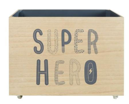Caja Superhero