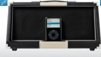 First Act DK1000, amplificador de guitarra y dock para iPod