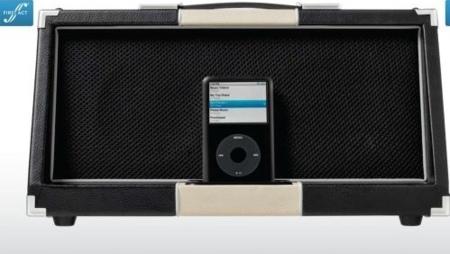 First Act DK1000, amplificador de guitarra y dock para iPod