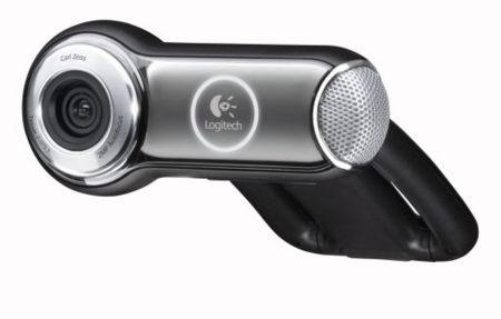 Logitech QuickCam Vision Pro, webcam 720p para Mac