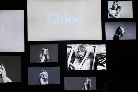 Pantalla con campagna Chloe