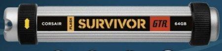 Corsair Survivor GTR, pendrive resistente y todoterreno