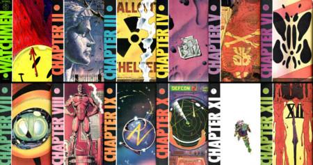 Watchmen Comic 1
