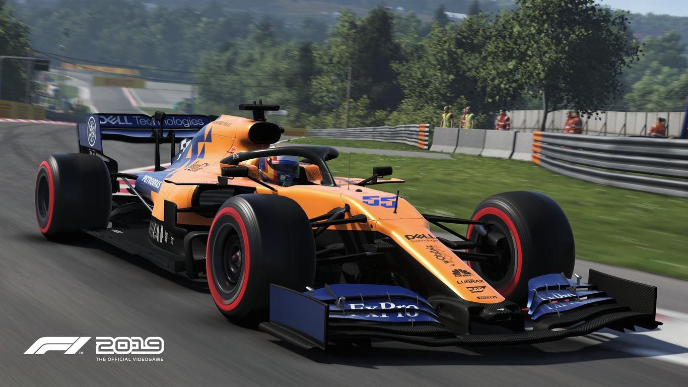 F1 2019 por 33 euros, The Witcher 3 por 15 euros y más ofertas y juegos gratuitos para este fin de semana