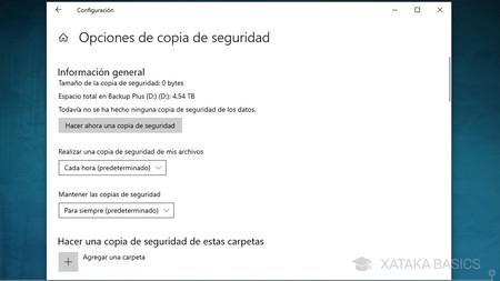 Configurar Copia