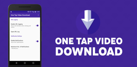 One Tap Video Download, un módulo de Xposed para descargar videos en cualquier web