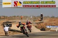 Fuente Álamo acogió la cuarta cita del Campeonato de España de Supermotard