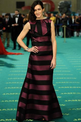 Las mejor vestidas de los Goya 2009: los mejores looks de la alfombra verde