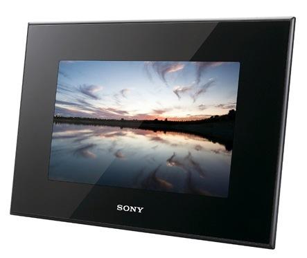Avalancha de nuevos marcos digitales de Sony