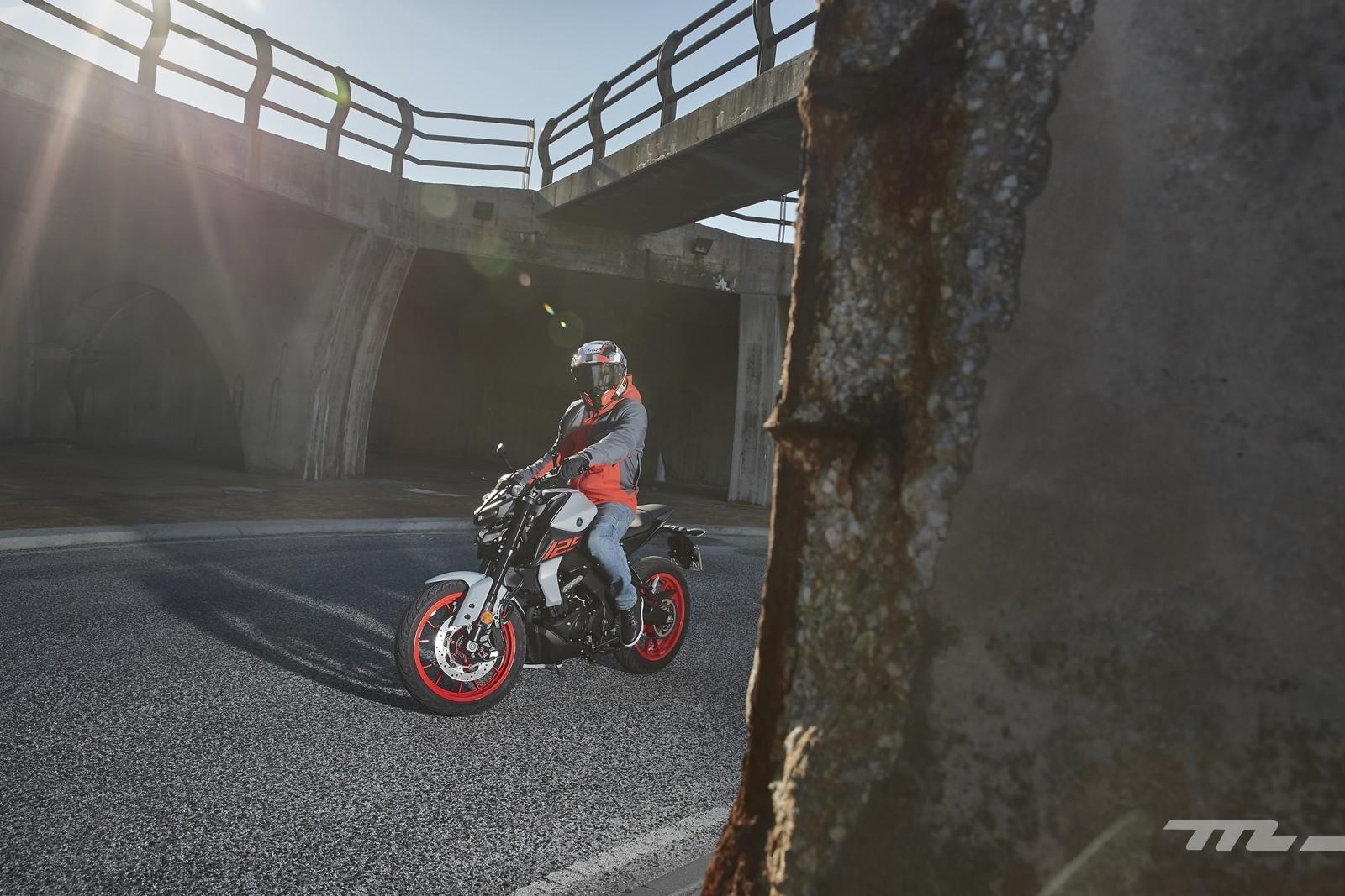 Foto de Yamaha MT-125 2020, prueba (31/34)