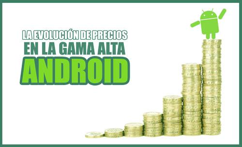 ¿Un iPhone de 1.000 euros? Así ha sido la escalada de precios en Android los últimos cinco años