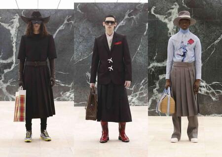 De El Principito Al Western Asi Es La Coleccion De Invierno De Louis Vuitton Con Piezas Para El Gusto De Todos 2