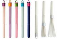 Beater whisk, coloridas varillas de diseño