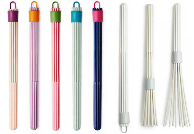 Beater whisk, varillas de diseño