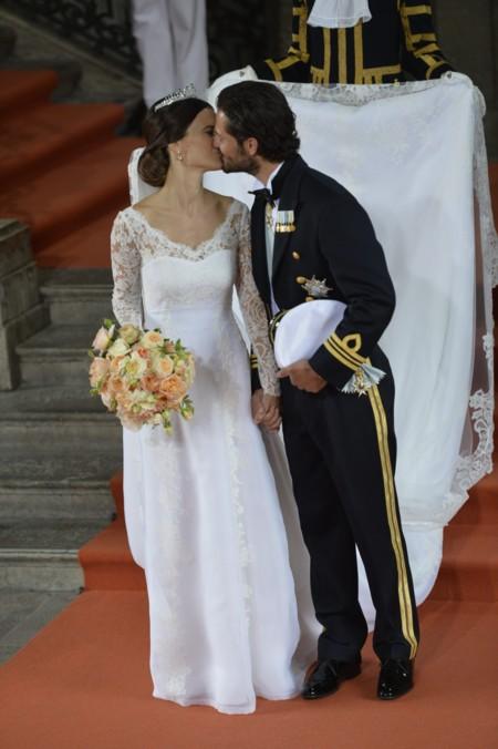 Carlos Felipe De Suecia Y Sofia Boda