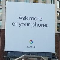 Los Google Pixel 2 ya tienen fecha, el 4 de octubre