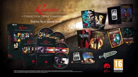 Revolution Software celebrará su 25 aniversario con un box-set imprescindible (actualizado)