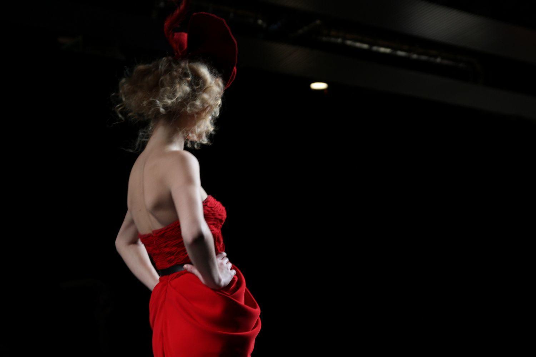 Foto de Alma Aguilar en la Cibeles Madrid Fashion Week Otoño-Invierno 2011/2012 (81/126)
