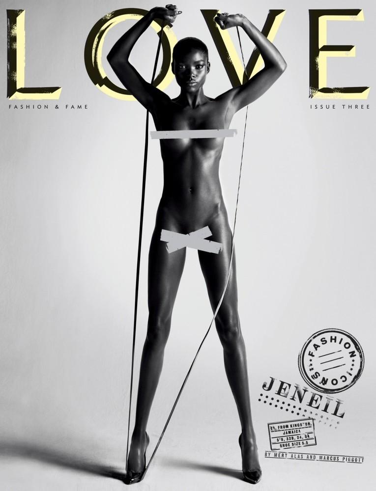 Foto de Top models desnudas en Love (3/8)