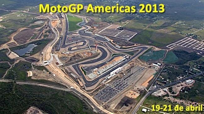 MotoGP Americas 2013