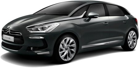 Citroën DS5, información oficial antes de su estreno