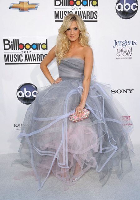 Carrie Underwood premios billboard