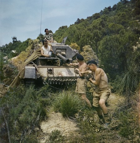 The Second World War In Colour 9