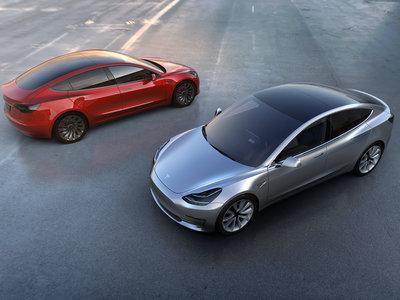 Tesla deja claro con las configuraciones posibles que su Model 3 es un coche de nivel inferior al Model S