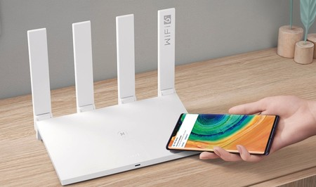 Huawi Wifi Ax3 Router