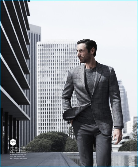Bloomingdale's te muestra como vestir si eres un ejecutivo de éxito