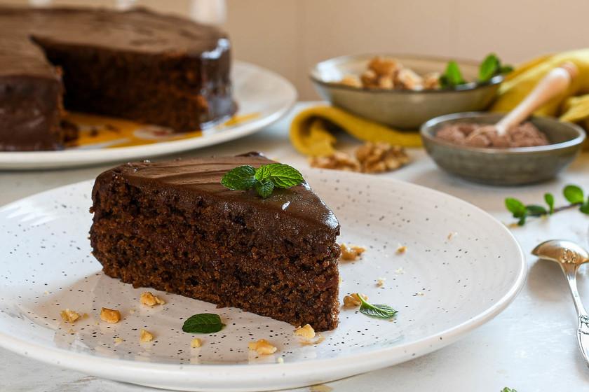 La mejor tarta de chocolate del mundo mundial se encuentra en el restaurante Telos en El Escorial: es vegana y esta es la receta