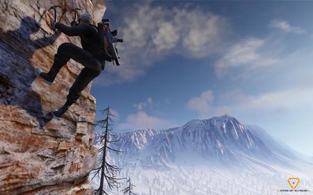Ring of Elysium, un Battle Royale ambientado en un entorno completamente nevado, llegará a Steam en tan solo unos días
