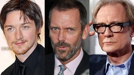 'Arthur Christmas', James McAvoy, Hugh Laurie y Bill Nighy, entre otros, prestan sus voces a los protagonistas