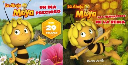 Nuevos libros de la abeja Maya