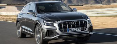 Audi SQ8 TDI: así es el SUV de corte deportivo de Audi, con motor diésel biturbo de 435 CV y mild-hybrid