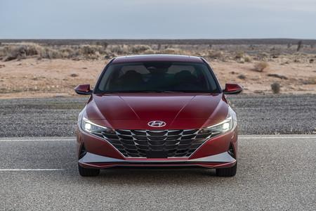 Hyundai Elantra 2021 1b