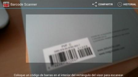 Barcode Scanner, escanea y genera tus propios códigos QR