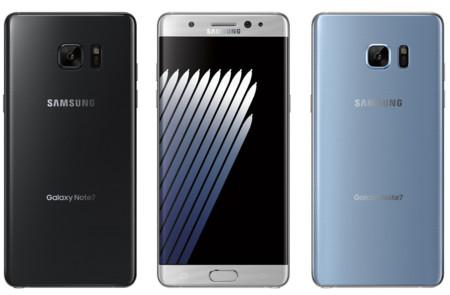 El Galaxy Note 7 no podía quedarse sin su sesión de tortura (o test de resistencia)