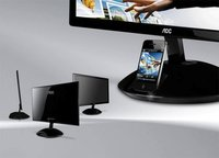 AOC con monitor Full HD y dock para iPhone en el CES