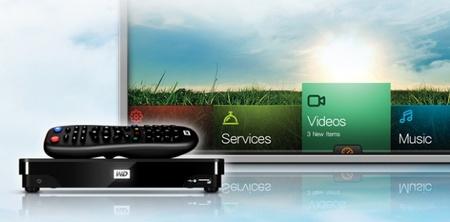 WD TV Live Hub, almacenamiento, reproductor y más de la mano de Western Digital