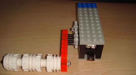 Cargador USB de LEGO