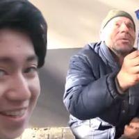 La fiscalía pide prisión provisional para el youtuber que le dio galletas con dentífrico a un sintecho