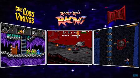 Los míticos The Lost Vikings, Rock N Roll Racing y Blackthorne volverán a la vida hoy mismo con Blizzard Arcade Collection